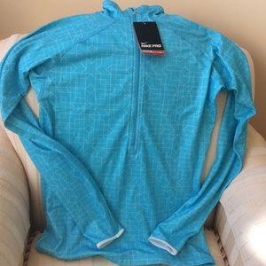 Nike Pro Hyperwarm shirt NWT